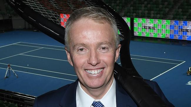 Tennis Australia CEO Craig Tiley. Picture: AAP