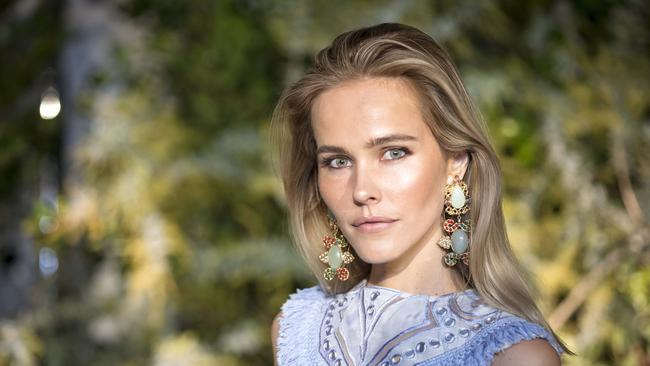 Actor Isabel Lucas also bought in Byron Bay. Picture: Sarah Matray