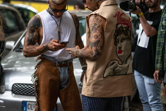 20 Seriously Cool Tattoo Ideas Courtesy Of Fashion Weeks