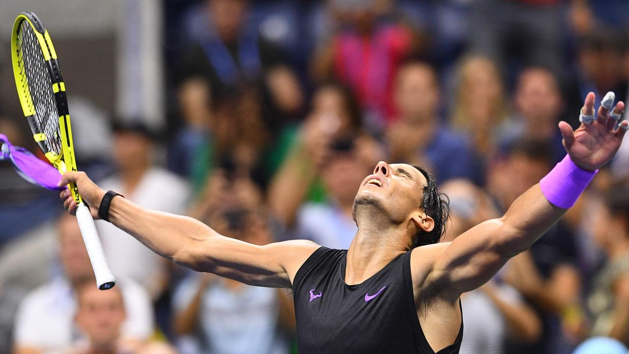 US Open 2019: A tennis legacy no one predicted — Rafael Nadal utterly dominating Roger Federer