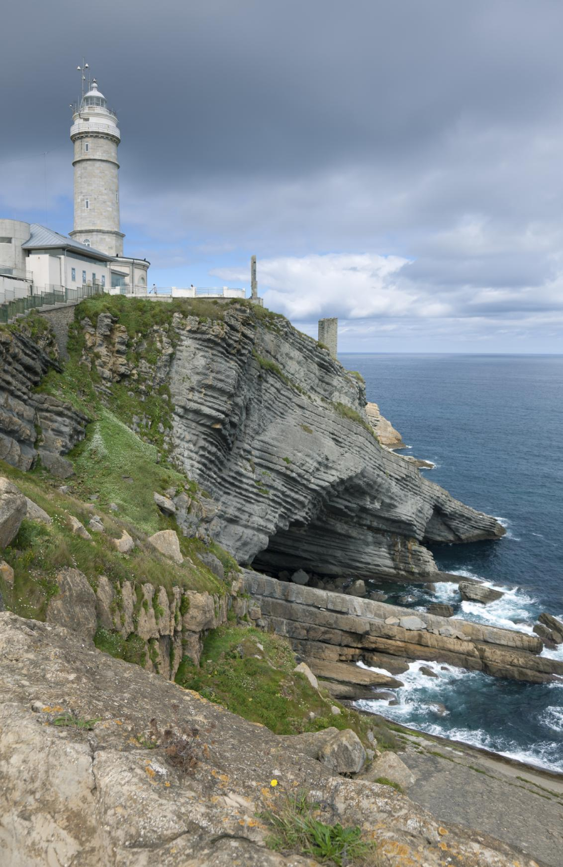 Cabo mayor lighthouse in Santander. Picture: iStock
