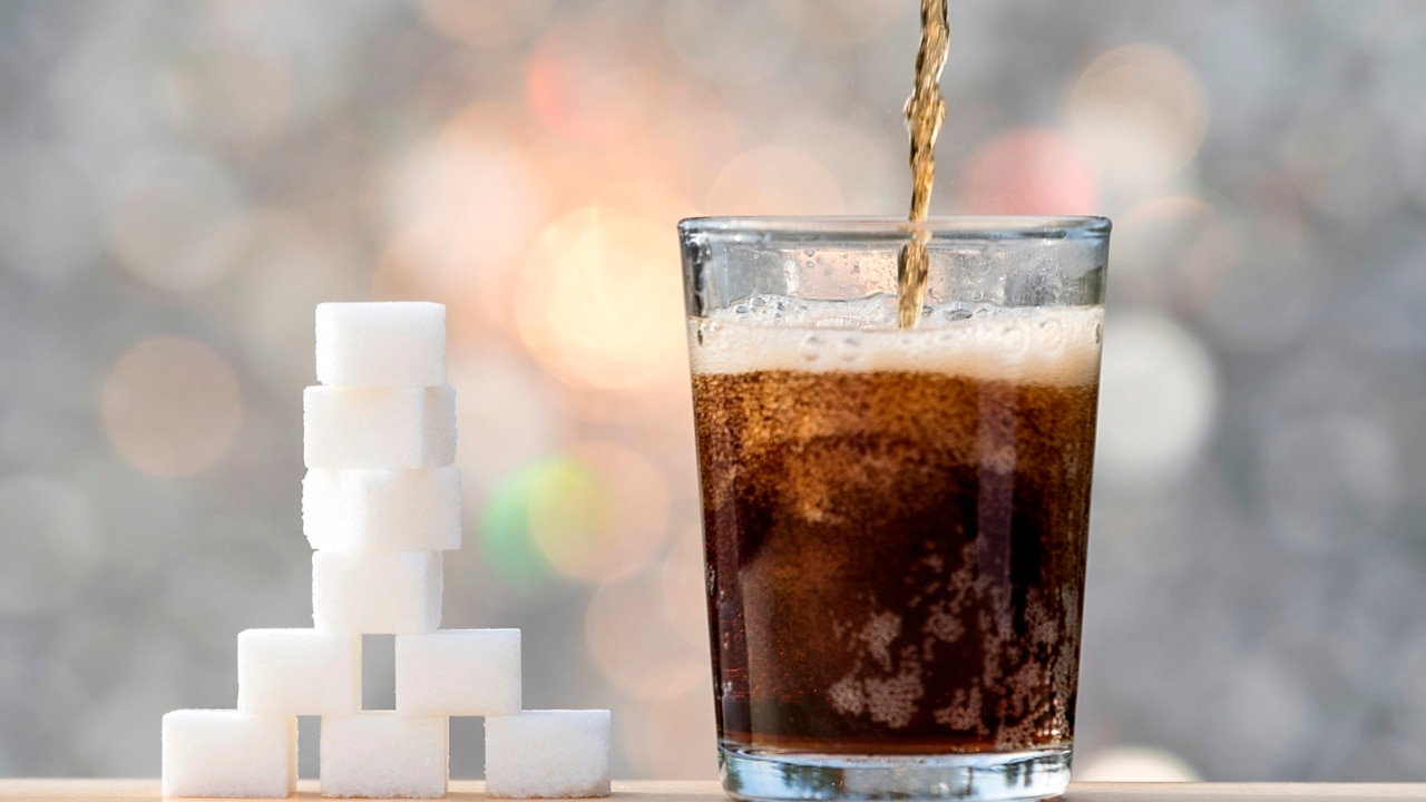 Confronting ad campaign warns children off sugary drinks