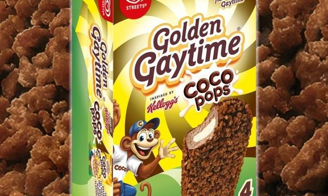 Golden Gaytime and Coco Pops release new ice cream and cereal