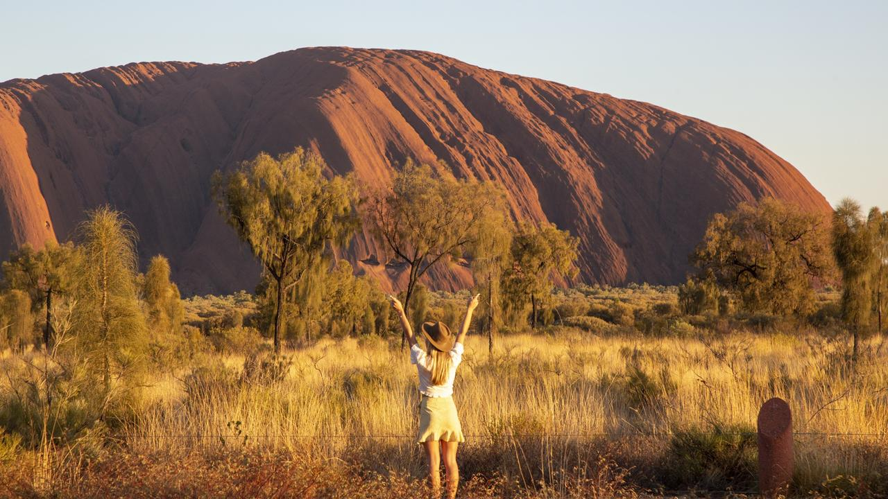 You can visit iconic spots like Uluru, without the hordes. Picture: Tourism Australia