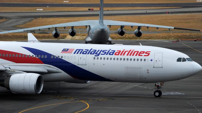 More than 500 lives were lost in two disasters involving Malaysia Airlines last year. Pic: Greg Wood — Pool/Getty Images