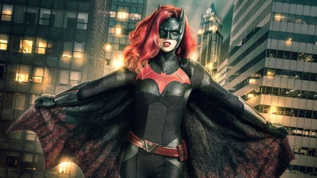 Ruby Rose's Batwoman has come out as gay on the show. Source: Supplied