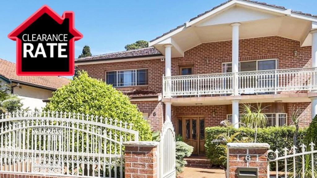CLEARANCE RATE: Where do house hunters want to live?