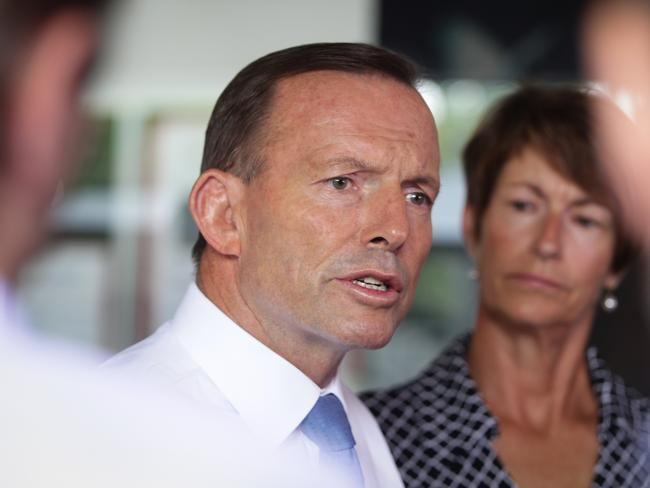 The prime minister is under fire. Renee Nowytarger