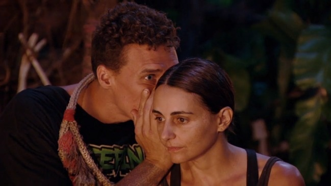 Australian Survivor: Luke's tribal council scramble