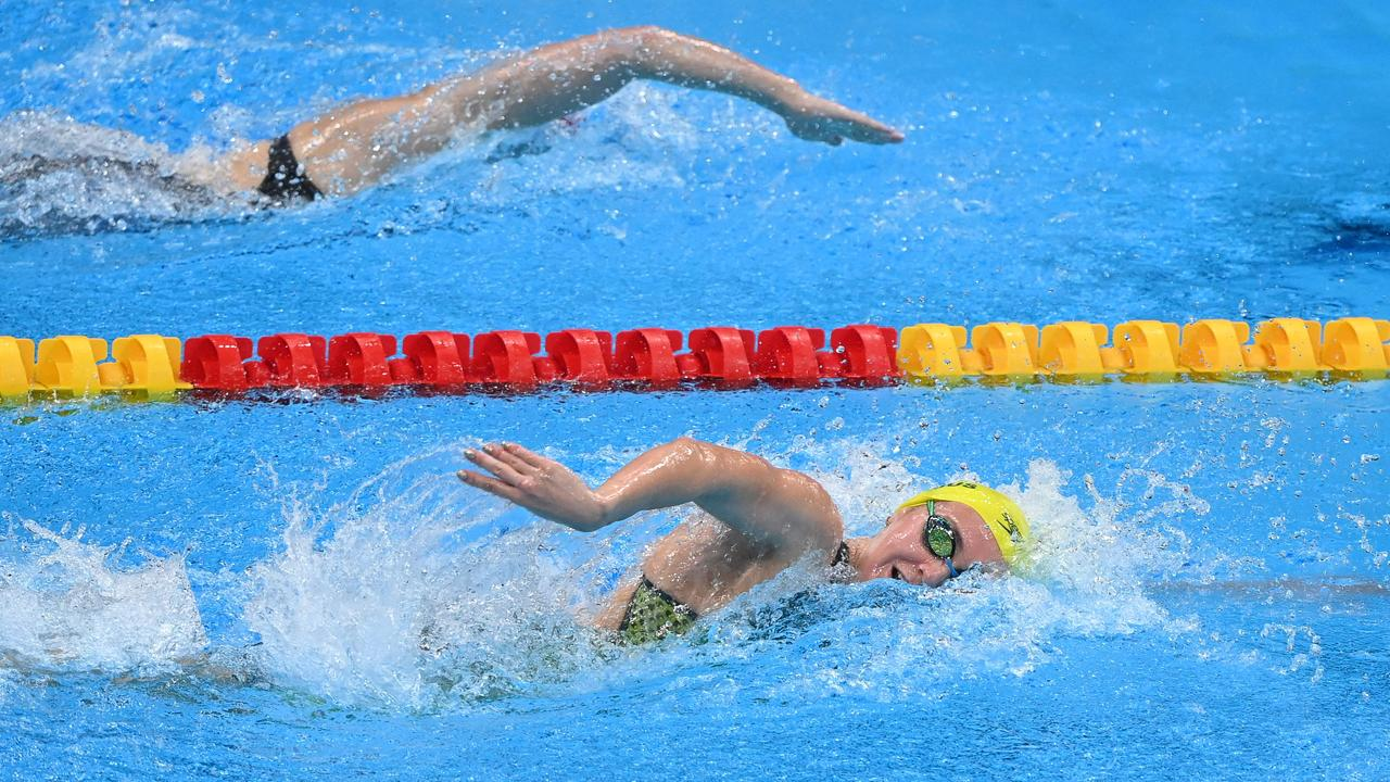 Angela Mollard: Simple joys of swimming worth more than any medal