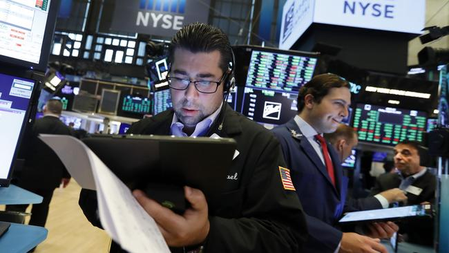 Wall Street ends sharply up on German hopes