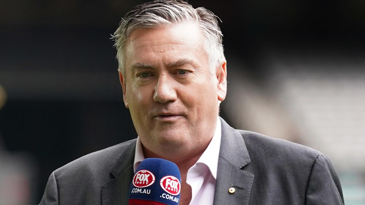 Eddie McGuire was less than impressed after finding out England hadn't voted for Australia (AAP Image/Michael Dodge).