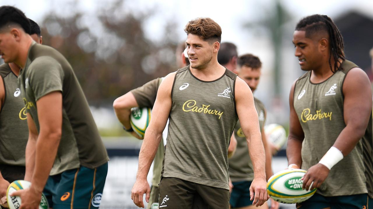 James O'Connor is back in the Wallabies' side to play Argentina. Picture: Ian Hitchcock / Getty Images