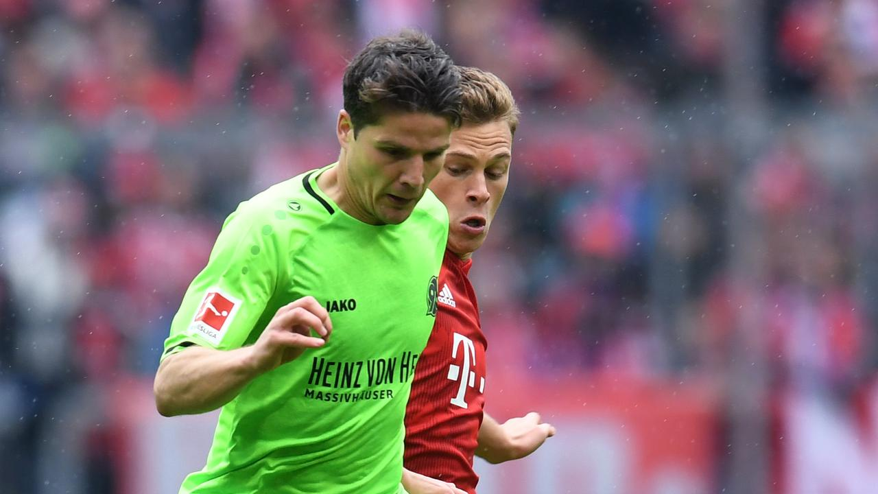 Pirmin Schwegler is on his way to the A-League!