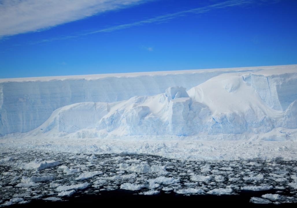 First-Ever Footage Released of Antarctic Iceberg '4 Times the Size of London'