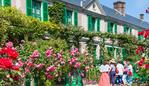 France, Normandy, Giverny, Monet's House and Garden