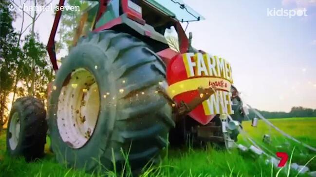 farmer wants a wife trailer