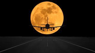 Qantas set to launch a supermoon flight.