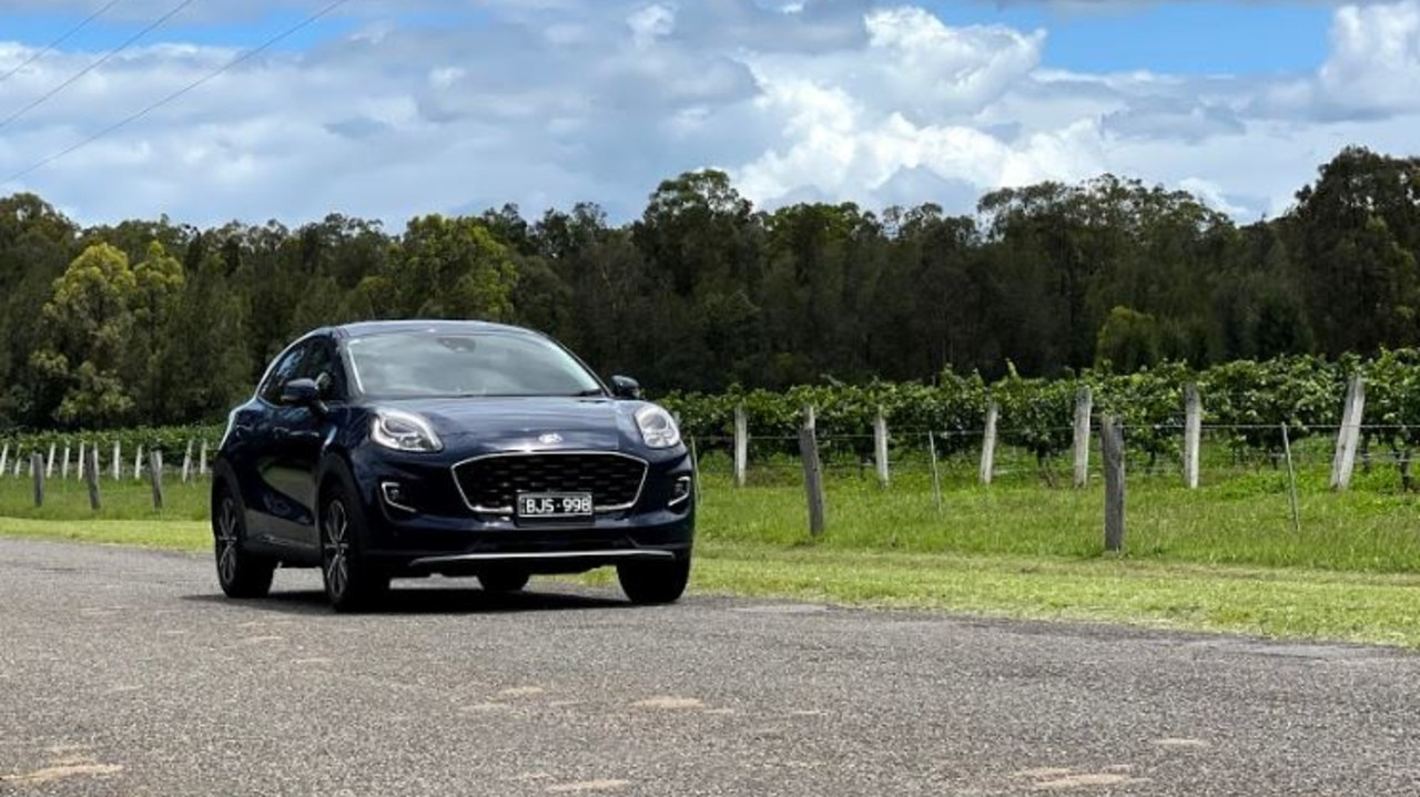 I jumped in the Ford Puma recently and found a few local spots you'll want to check out around the Hunter Valley.