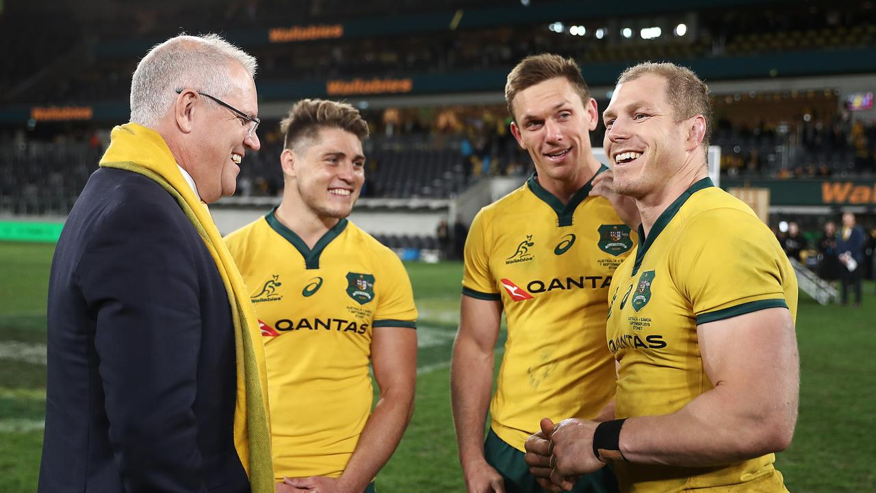 The Wallabies' selectors have plenty to think about after David Pocock's successful return.