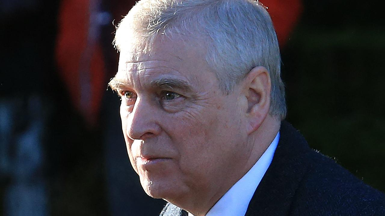 Britain's Prince Andrew is being sued in New York for alleged sexual abuse of a woman who says she was 'lent out' for underage sex by late US financier Jeffrey Epstein. Picture: Lindsey Parnaby/AFP