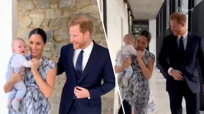 Archie joins Harry and Meghan on Royal Tour day three