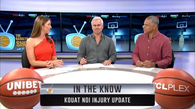 In The Know: Kouat Noi injury update