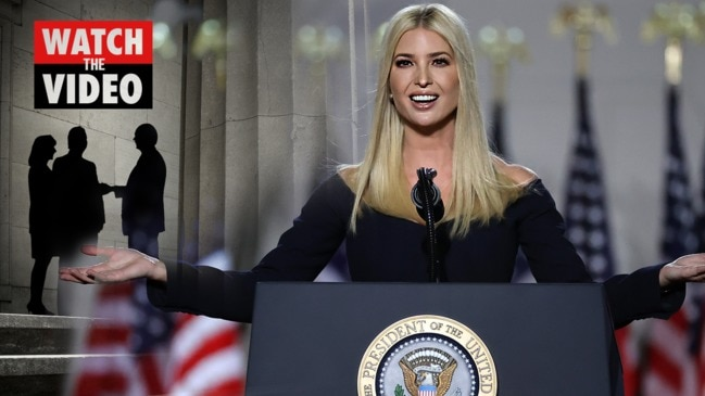 Ivanka Trump's 'shady' past could ruin her run for President