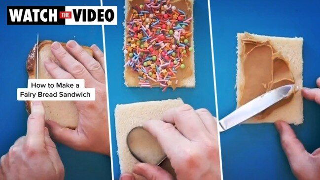 American man's 'offensive' take on fairy bread