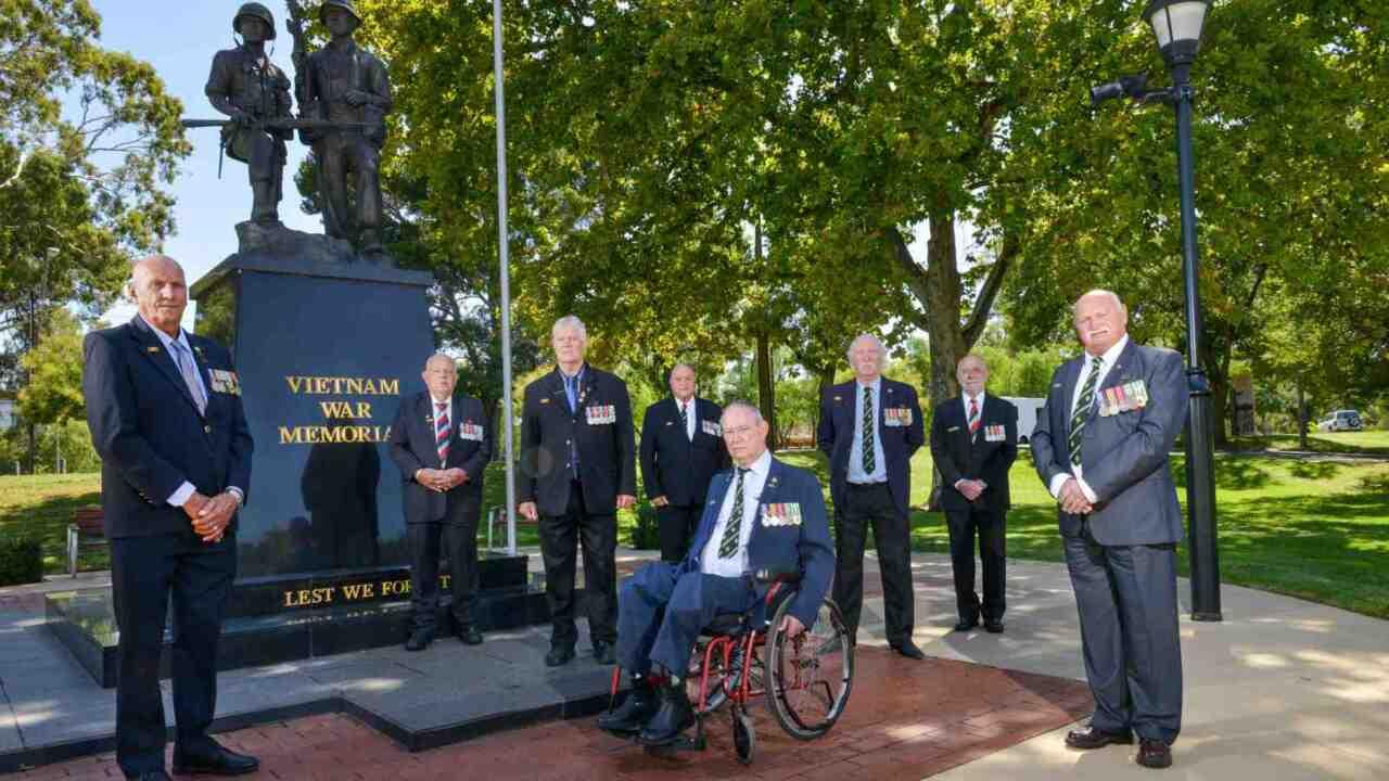 Operation Hammersley 50th anniversary commemoration underway
