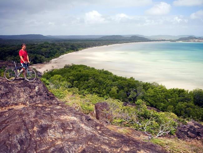 1. Frangipani Beach, Cape York. Picture: Alamy