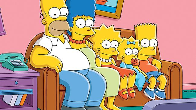 The Simpsons inspire some really innovative thinking from their legions of fans. Picture: The Simpsons