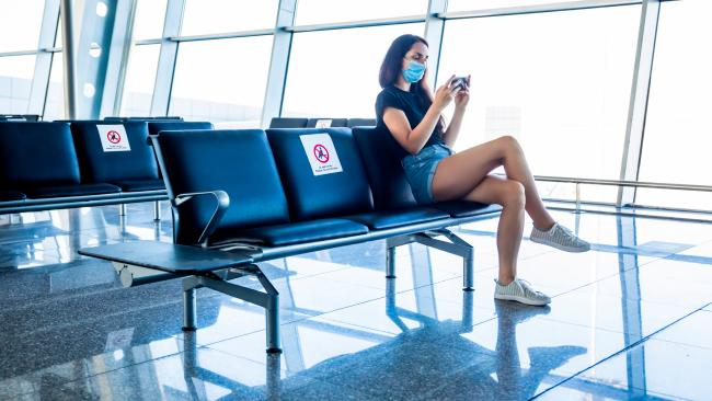 As a general rule, the destination you're travelling to cannot fall under the 'Do Not Travel' advice on the Smart Traveller website at the time you're entering the country – or part of the country. Picture: Getty
