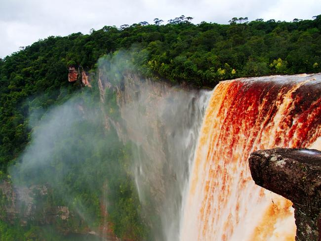 KAIETUER FALLS, GUYANA: When it comes to South American waterfalls, Iguazu hogs the limelight. But, if you prefer your natural wonders without the tourist hordes, then Kaietuer Falls is a powerful contender. This is no small-time waterfall — it's considered the world's largest single drop waterfall by volume, and is four times the height of Niagara Falls, so perhaps the most remarkable thing about it is that it's kept such a low profile. But with Guyana listed on several emerging destination hot lists in recent years, that looks set to change. Deep in the rainforest, Kaietuer Falls is accessible via a five-day boat and hiking tour or by fly-in day tour.