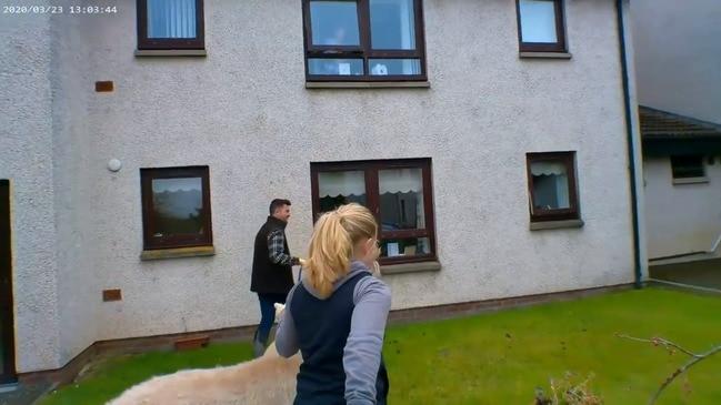 Alpacas Visit Edinburgh Care Home Residents Amid Coronavirus Outbreak