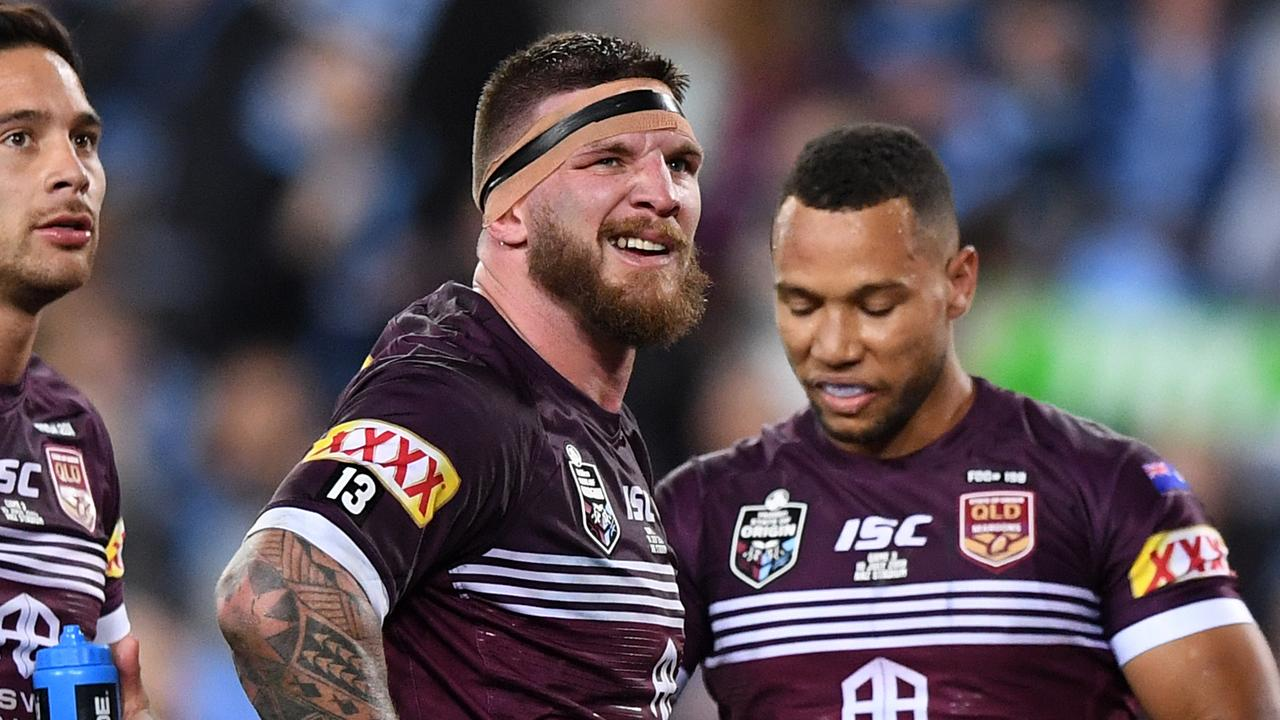 Josh McGuire has been banned for another ugly eye gouge.