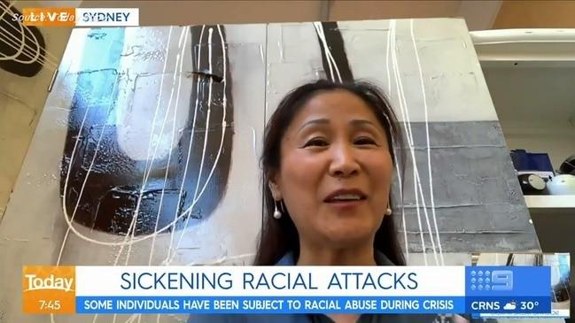 Woman reveals racist attacks since coronavirus