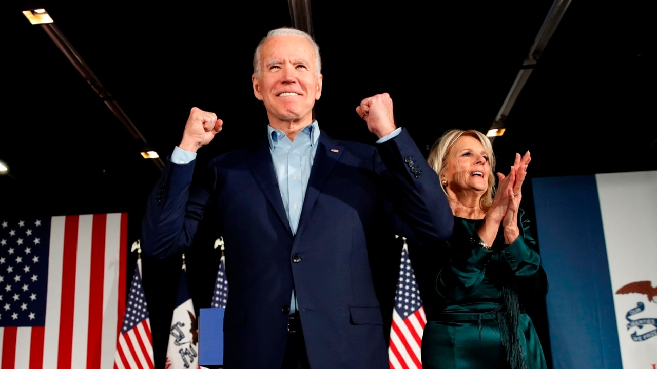 Biden has experience 'in not actually accomplishing anything'