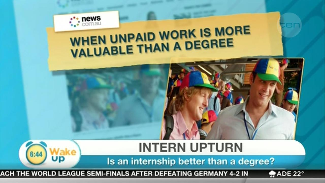 Intern Upturn