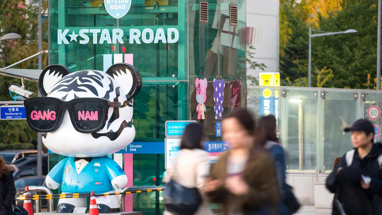Korea's contemporary pop culture is a huge drawcard for many visitors.