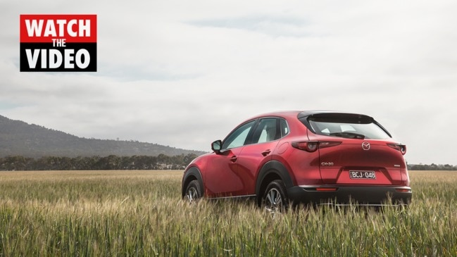 Tested: Mazda's new MX-30 SUV