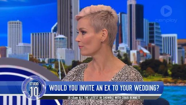 DAILY DILEMMA: Would you invite an ex to your wedding?