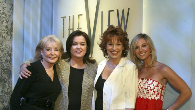 The View co-hosts have all reached out to Rosie since the announcement. Picture: Supplied