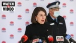 """Berejiklian dismisses notion she acted too late in Delta outbreak: """"Say what you wish"""""""