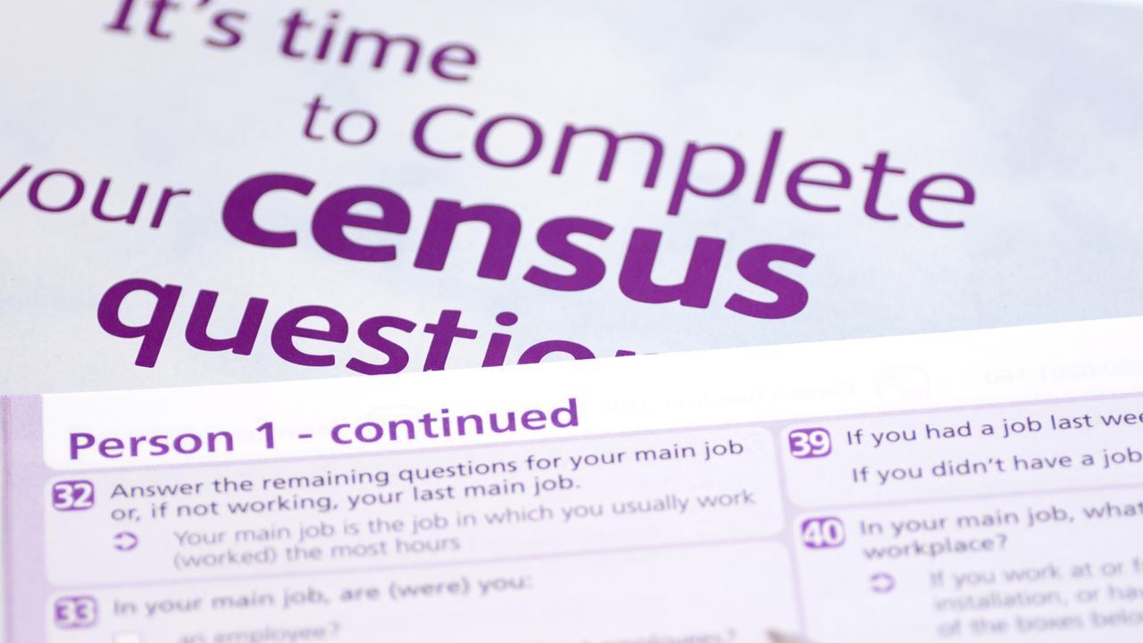 Census is happening next week.