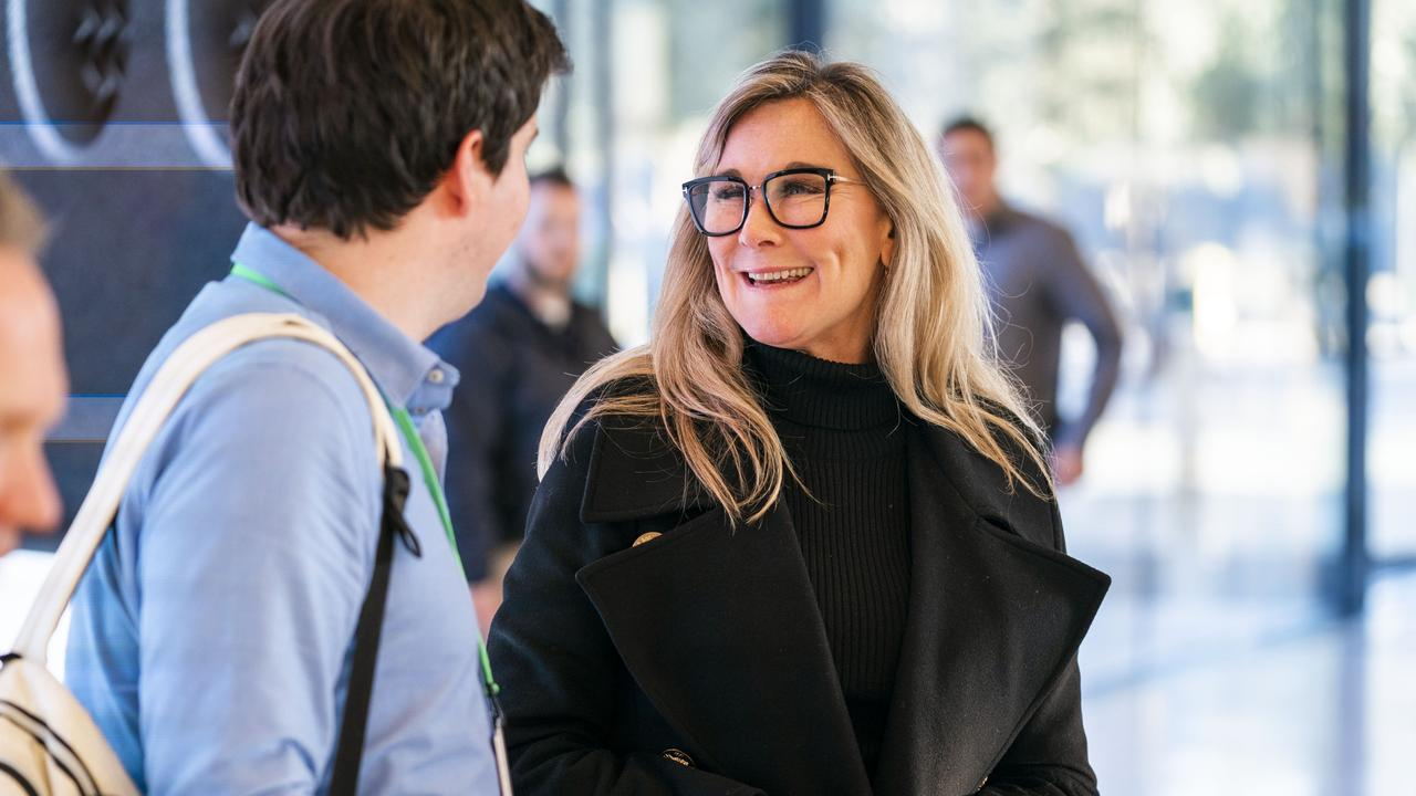Former Burberry CEO Angela Ahrendts is now Apple's retail head and she is shaking up the stores.