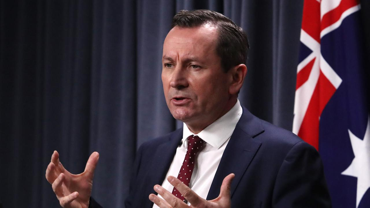 West Australian Premier Mark McGowan said he will fight like hell to stop the virus from entering his state.