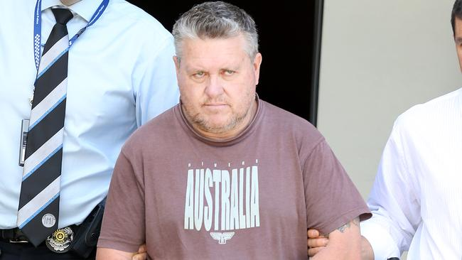 Foster father Rick Thorburn will plead guilty to murdering Tiahleigh, his lawyer has said. Picture: Jack Tran