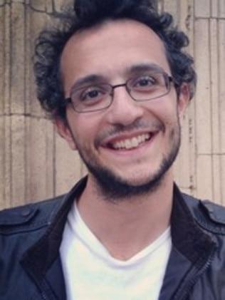 Author Paul Fischer.