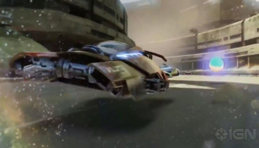 Fast Racing Neo (Trailer)